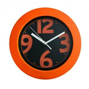 링컬벽시계(오렌지)