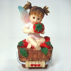 (Enesco 정품) 딸기요정