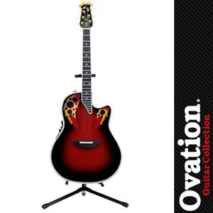 1/8 Custom Elite C2078LX-BCB (오베이션 기타 컬렉션)