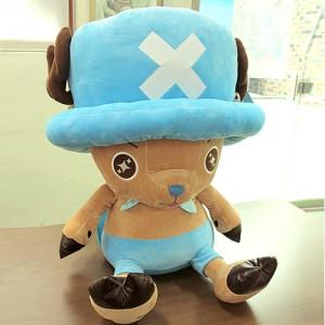 [원피스만화] 초대형 원피스쵸파 sitting (85cm) - 블루