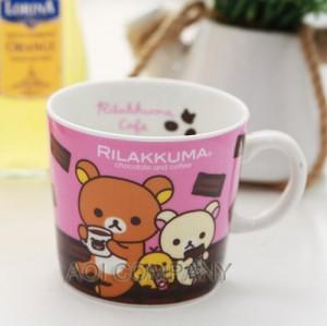 카페 리락쿠마 머그컵