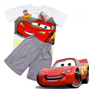 McQueen Cars 맥퀸 카스 캐릭터 상하 셋트