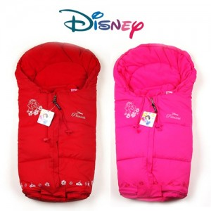 Disney Princess 백설공주 패딩 침낭(2color)