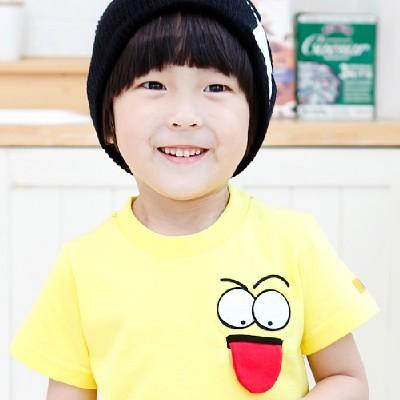 라바 메롱 반팔 티셔츠(2color)