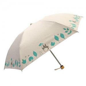 토토로 우산겸용양산(나무 그늘) 3단수동 - 이웃집 토토로