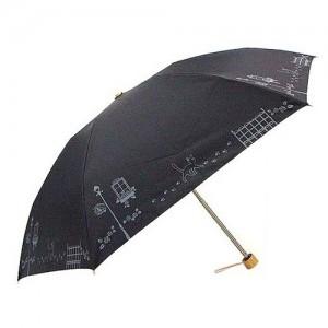 마녀배달부 우산겸용양산(멋진 하루) 3단수동 - 마녀배달부키키
