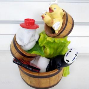 [스크레치] 워터가든(센과치히로 계단욕탕)03 -목욕그릇윗부분깨짐
