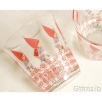 신지 유리컵(빨간모자)