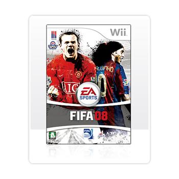 닌텐도 Wii FIFA 08