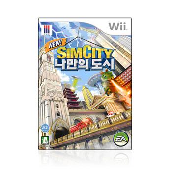 [ONLY ONE] 닌텐도 Wii 심시티 나만의 도시