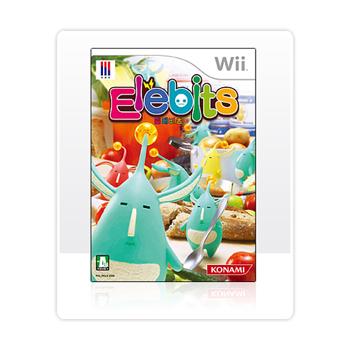 닌텐도 Wii 엘레비츠(Elebits)