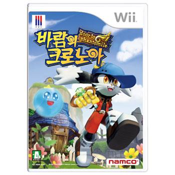 닌텐도 Wii 바람의 크로노아
