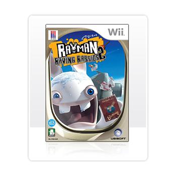 [ONLY ONE] 닌텐도 Wii 레이맨 엽기토끼2
