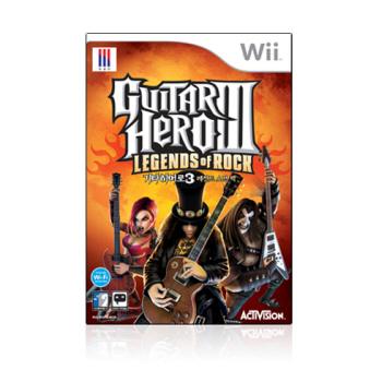 닌텐도 Wii 기타히어로3 레전드 오브 락 (품절)