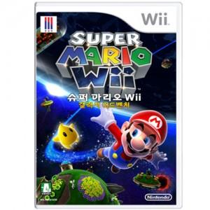 닌텐도 Wii 슈퍼 마리오 갤럭시 어드벤처