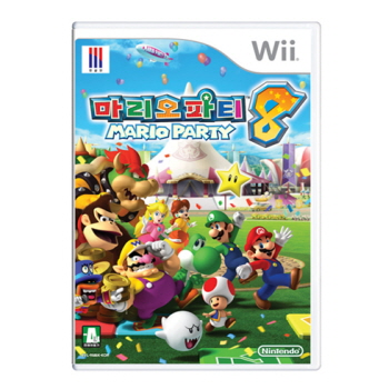 닌텐도 Wii 마리오 파티 8