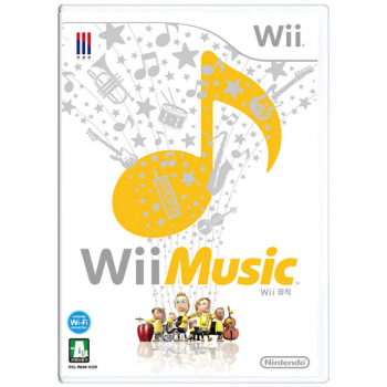 닌텐도 Wii MUSIC