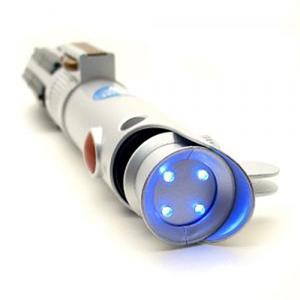 스타워즈 라이트세이버 광선검 LED손전등