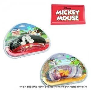 [디즈니 마우스패드]TKDS D8826 정품 캐릭터 마우스패드/손목보호 젤패드/미키/미니/푸우
