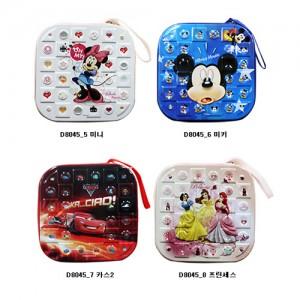 [디즈니 CD BAG]TKDS D8045 정품 캐릭터 CD BAG