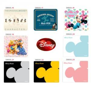 [디즈니 마우스패드]TKDS D8503 정품 캐릭터 마우스패드/미키/미니/푸우