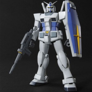 [반다이 건담 프라모델]MG RX-78-3 G-3건담 Ver.2.0