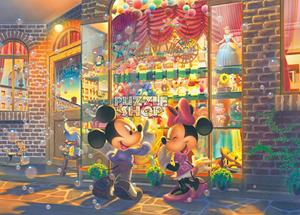 TD 108-703 미키 미니의 데이트 (디즈니 퍼즐)