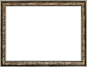 퍼즐 액자 18.2x25.7cm 엔틱실버