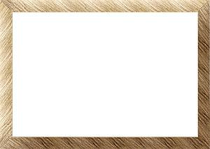 퍼즐 액자 18.2x25.7cm MDF 골드