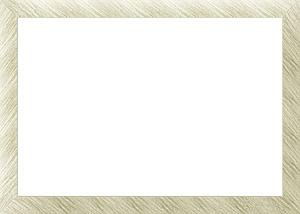 퍼즐 액자 18.2x25.7cm MDF 실버