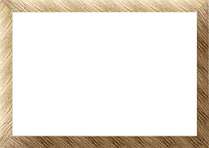 퍼즐 액자 30.5x43cm MDF 골드
