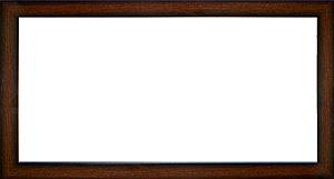 퍼즐 액자 34x102cm MDF 브라운