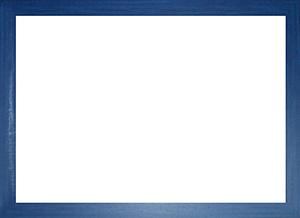 퍼즐 액자 29.7x42cm MDF 블루