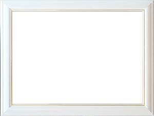 퍼즐 액자 50x75cm MDF 화이트