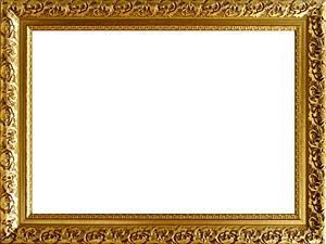 퍼즐 액자 51x73.5cm 골드 (정원프레임)