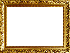 퍼즐 액자 73x102cm 골드 (정원프레임)
