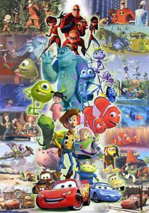 TD1000-272 디즈니 가족들