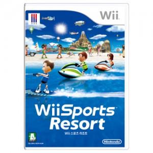 닌텐도 WII SPORTS RESORT (위 스포츠 리조트)
