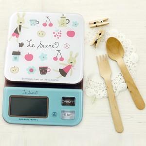 Le sucre 전자저울 2color - 일본직수입