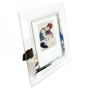 프레임 거울 유리 액자 (XL)