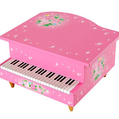 피아노 오르골 보석함