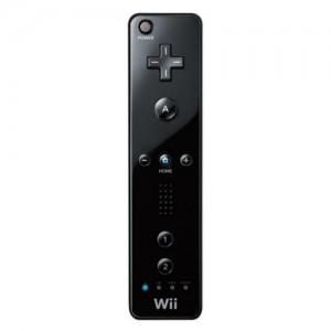닌텐도 WII 리모컨 (블랙)