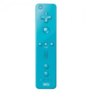 닌텐도 WII 리모컨(블루)