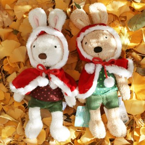 Le sucre 빨간망토 토끼인형 Small-2color 한정판