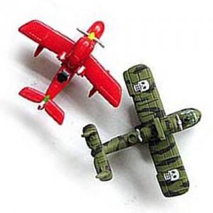 쁘띠마그넷세트(비행기) - 붉은돼지
