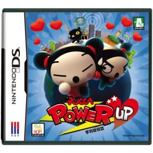 닌텐도 DS 뿌까 파워업(pucca power up)