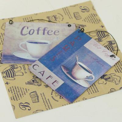 커피 사인보드 2p set
