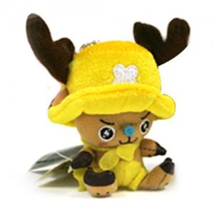 [원피스 만화] 8cm 쵸파 Plush-yellow