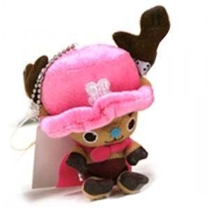 [원피스 만화] 8cm 쵸파 Plush-pink
