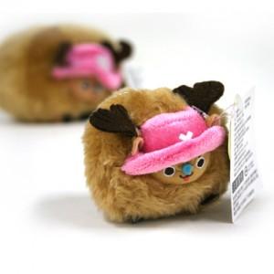 [원피스 만화] 플러쉬 양 8cm 쵸파 pink(round)